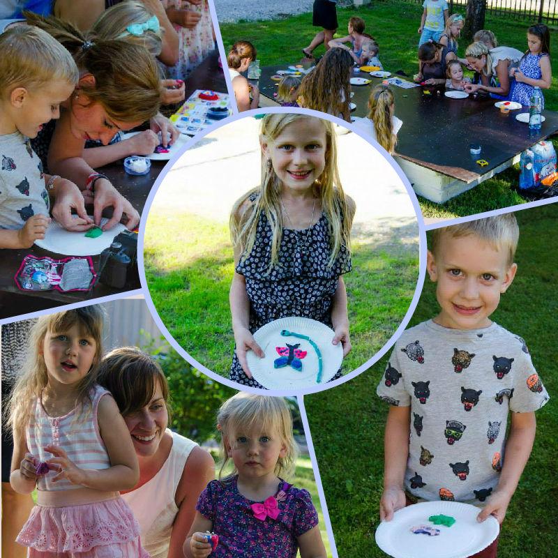 Omanäolised Beriti sünnipäeval (lapsed vanuses 4-14)